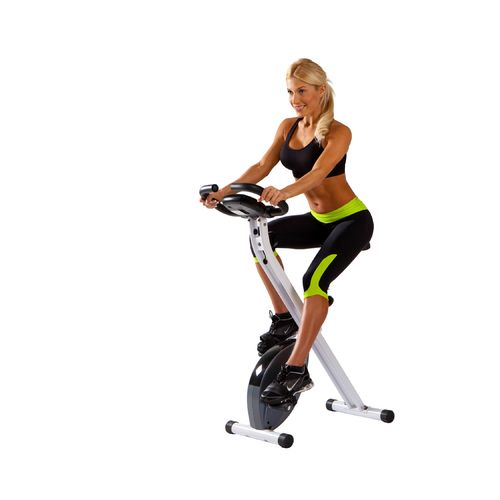 Image for Marcy Foldable Exercise Bike from Academy