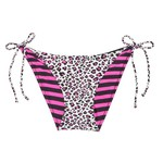 O'Rageous® Juniors' Animal Planet Reversible String Hipster Bottom