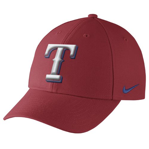 Image for Nike Adults' Texas Rangers Classic Baseball Cap from Academy