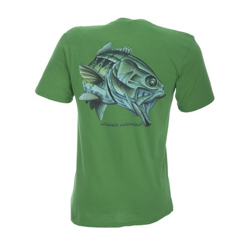 Under Armour® Men's HeatGear® Armoured Bass Fishing T-shirt