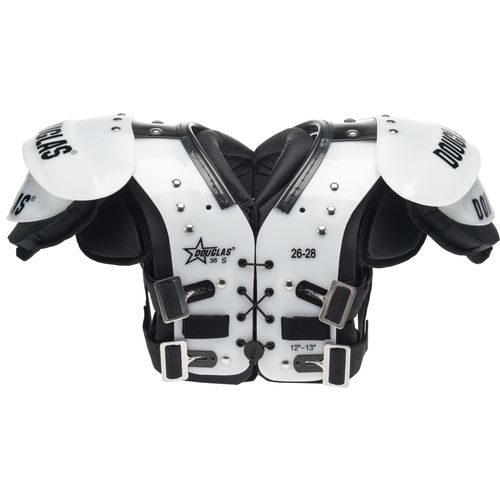 Display product reviews for Douglas Youth Junior Series JP36 Football Shoulder Pads