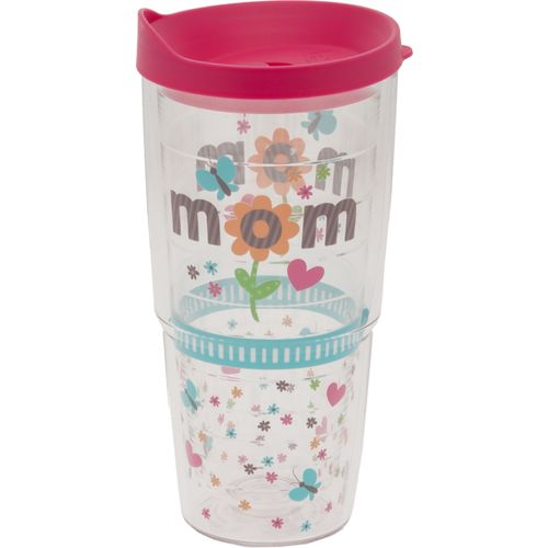 Tervis Mom Wrap 24 oz. Tumbler with Lid