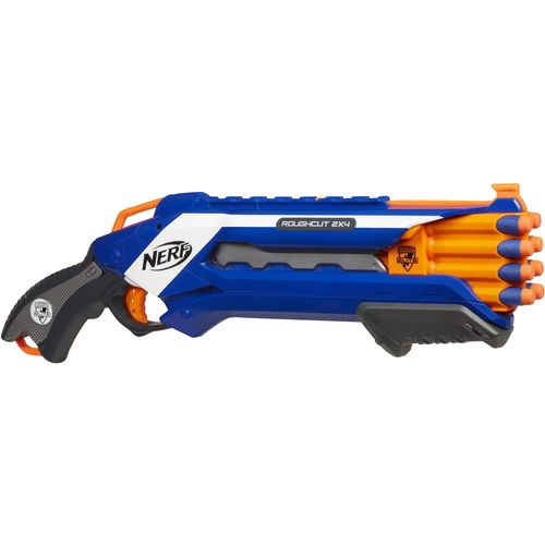NERF N-STRIKE ELITE ROUGH CUT 2 x 4 Blaster