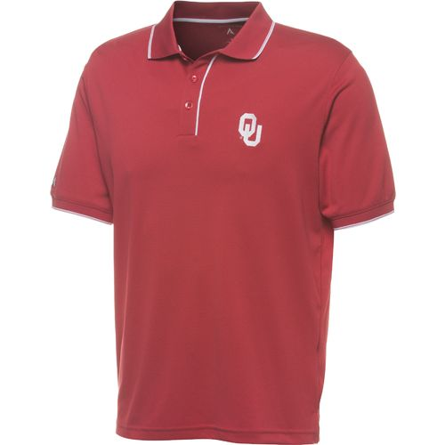 Antigua Men's University of Oklahoma Elite Polo
