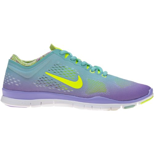 Nike Women's Free 5.0 TR Fit 4 Printed Training Shoes