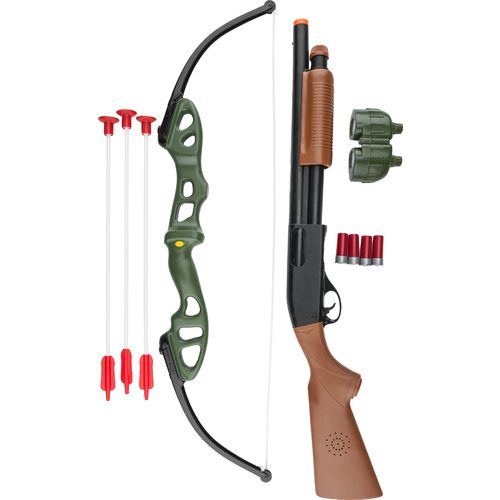 Outdoor Hunter Mega Hunting Playset