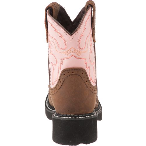Justin Kids' Bay Apache Boots - view number 7