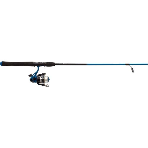Zebco Splash 6' ML Spinning Rod and Reel