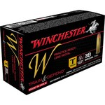 Winchester Train and Defend .38 Special 130-Grain Centerfire FMJ Pistol Ammunition - view number 1