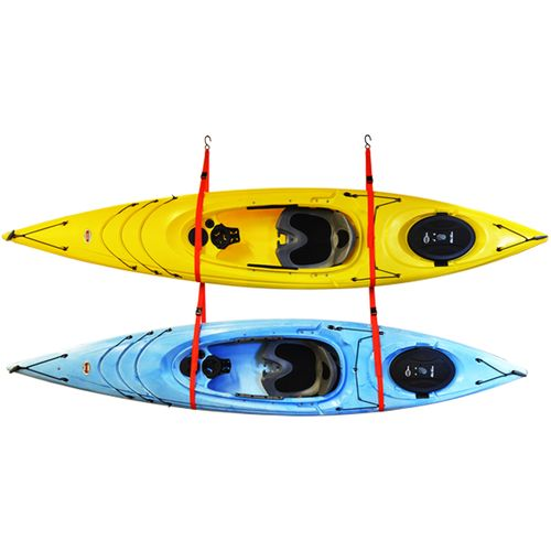 Display product reviews for Malone Auto Racks SlingTwo™ Kayak Storage System