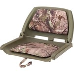 Marine Raider Realtree Xtra Padded Fold Down Boat Seat - view number 1