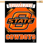 WinCraft Oklahoma State University Vertical Flag