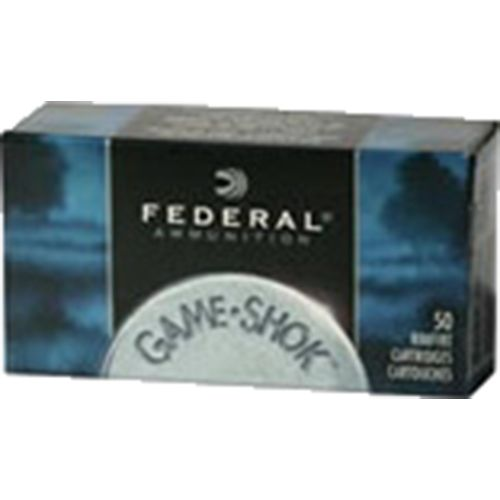 Federal Premium® Game-Shok® Copper-Plated HP .22 Long Rifle 31-Grain Ammunition