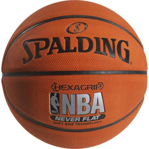 Display product reviews for Spalding Neverflat® Soft Grip Basketball