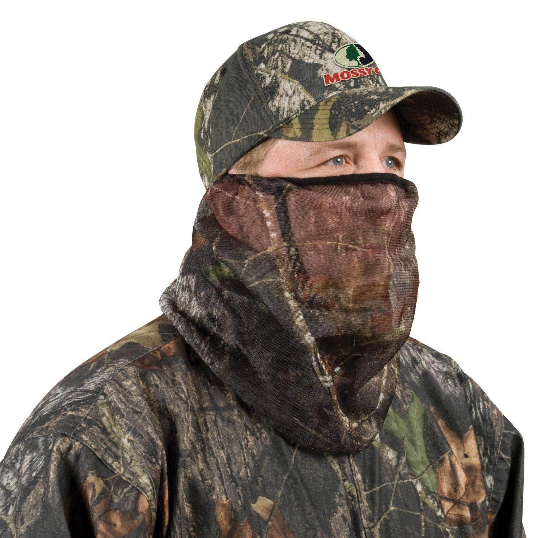 Mossy Oak Adults' Camo 3/4 Headnet