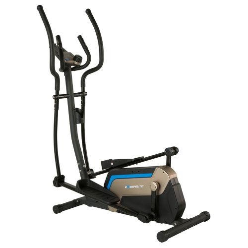 "Exerpeutic 4000 Double Transmission Drive 18"" Stride Elliptical"