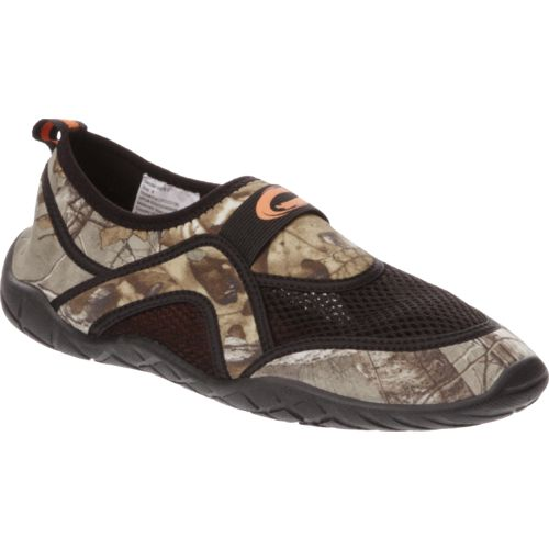 O'Rageous Men's Realtree Aqua Socks - view number 2