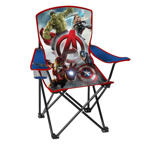 Marvel Avengers Kids' Camp Chair