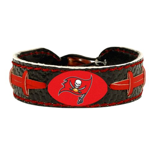 Display product reviews for GameWear Tampa Bay Buccaneers NFL Football Bracelet