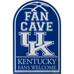 "WinCraft University of Kentucky 17"" x 11"" Wooden Sign"