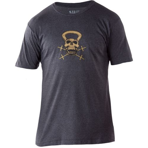 Display product reviews for 5.11 Tactical Men's RECON Skull Kettle Logo T-shirt