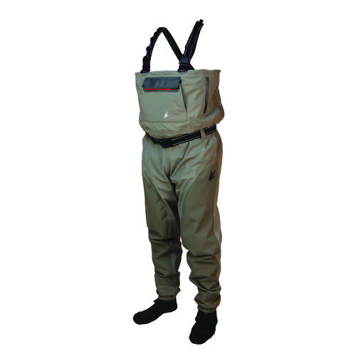 frogg toggs Anura II Reinforced Nylon Breathable Stockingfoot Wader