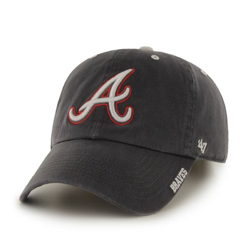 '47 Men's Atlanta Braves Ice Clean Up Cap