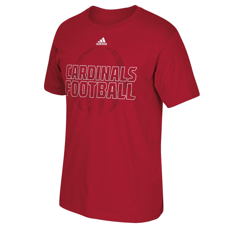 Adidas men 39 s university of louisville sideline helmet for Louisville t shirt printing