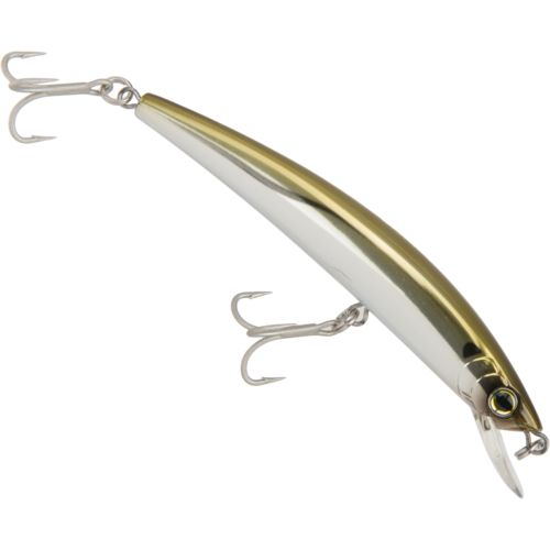 "Yo-Zuri Crystal Minnow 5-1/4"" Floating Hard Swim Bait"