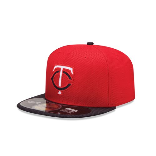 New Era Men's Minnesota Twins 2015 Road Diamond