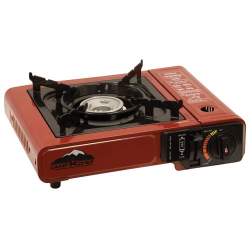 Display product reviews for Camp Chef 1-Burner Butane Stove