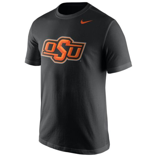 Nike™ Men's Oklahoma State University Logo T-shirt