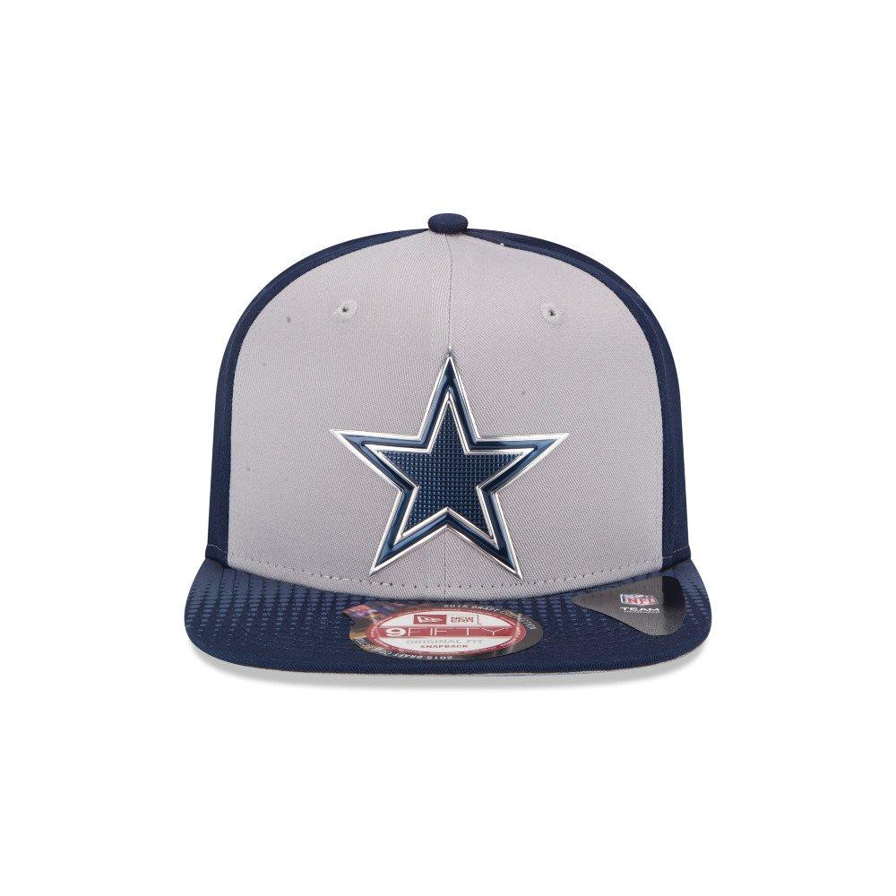 New era men 39 s dallas cowboys draft 9fifty cap academy for Dallas cowboys fishing hat