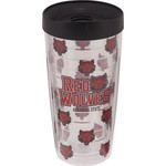 Signature Tumblers Arkansas State University Traveler 16 oz. Thermal Insulated Tumbler with Lid