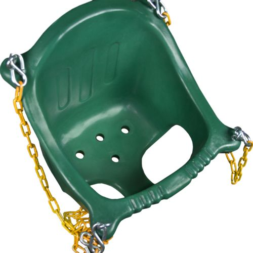 Gorilla Playsets™ Heavy-Duty Toddler Bucket Swing - view number 2