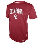 Majestic Men's University of Oklahoma Section 101 Colorblock T-shirt