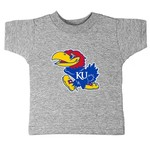 Two Feet Ahead Toddlers' University of Kansas T-shirt