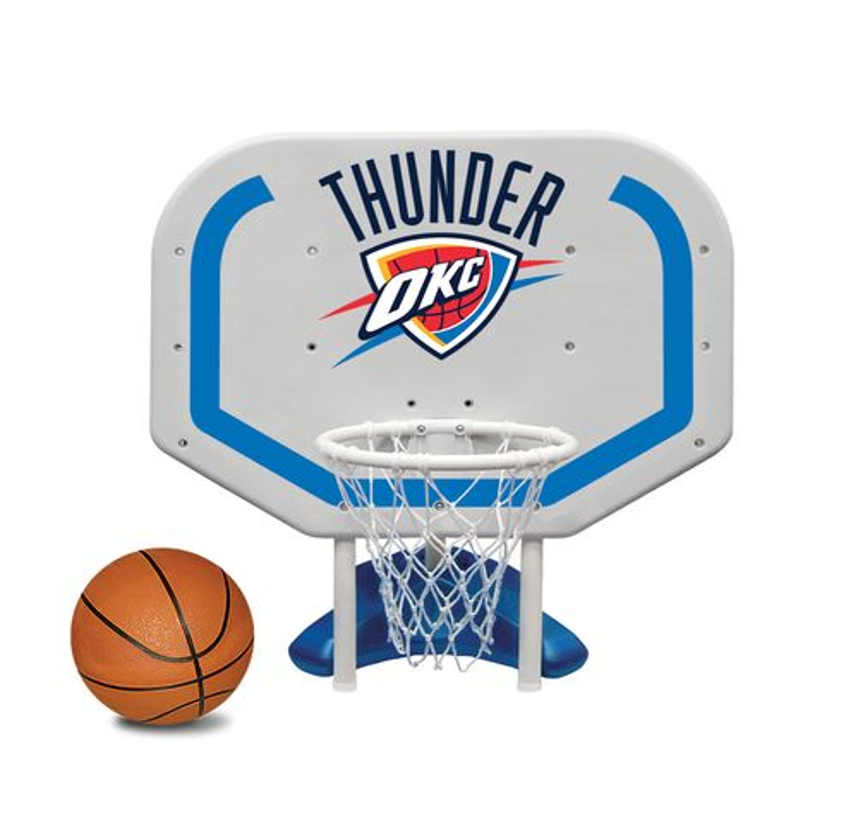 Poolmaster® Oklahoma City Thunder Pro Rebounder Style Poolside