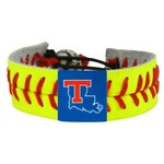 GameWear Louisiana Tech University Classic Softball Bracelet