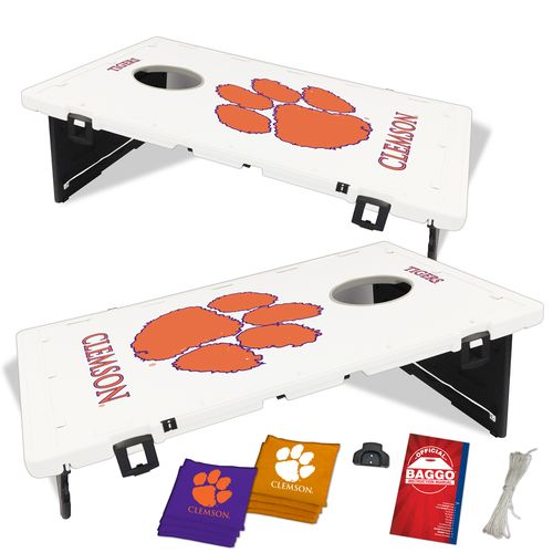 BAGGO® Clemson University Beanbag Toss Game