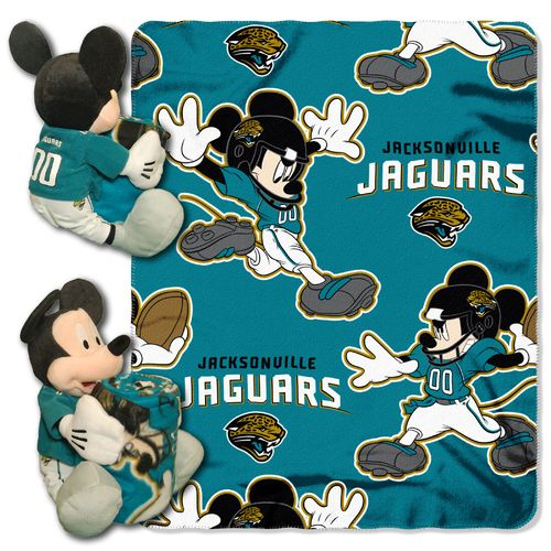 The Northwest Company Jacksonville Jaguars Mickey Mouse Hugger