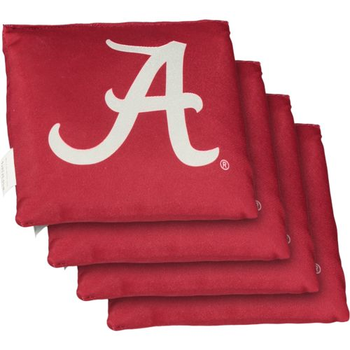 Wild Sports University of Alabama Regulation Beanbags 4-Pack