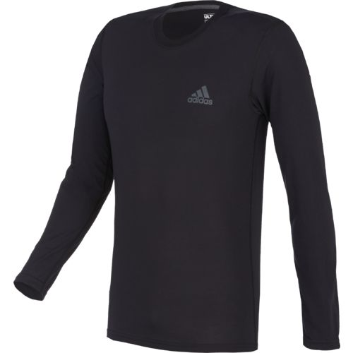 adidas™ Men's Ultimate Long Sleeve Crew T-shirt