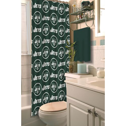 The Northwest Company New York Jets Shower Curtain