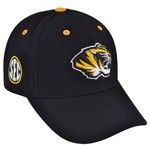 Top of the World Adults' University of Missouri Triple Conference Cap