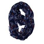 ZooZatz Women's University of Texas at San Antonio Logo Infinity Scarf