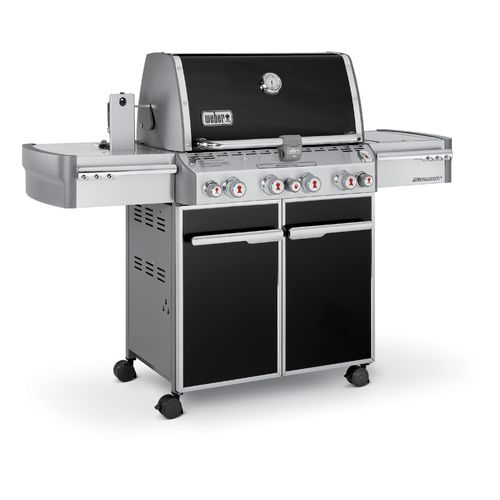 weber summit e 470 4 burner liquid propane gas grill. Black Bedroom Furniture Sets. Home Design Ideas