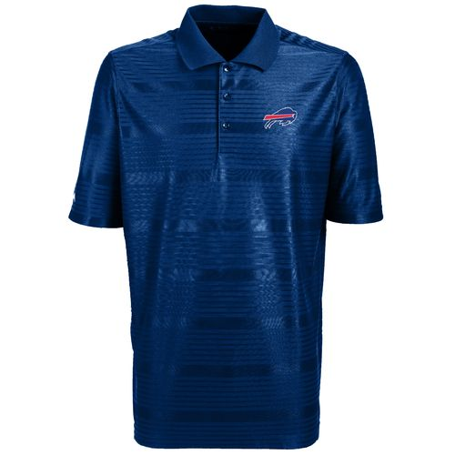 Antigua men 39 s buffalo bills illusion polo shirt academy for Buffalo bills polo shirts