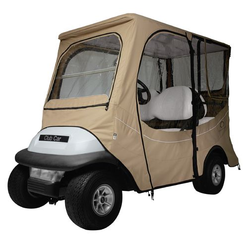 Classic Accessories Fairway Collection FadeSafe™ Club Car® Precedent Golf Cart Enclosure