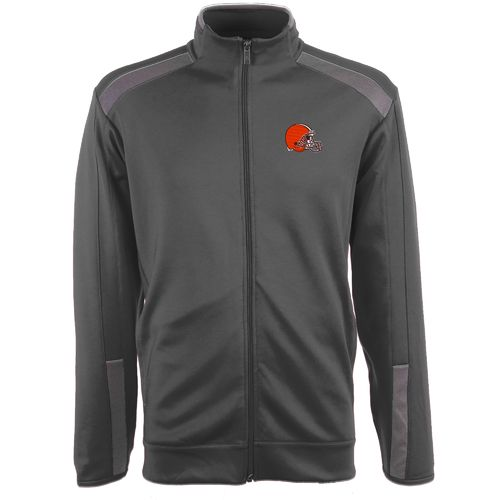 Antigua Men's Cleveland Browns Flight Jacket